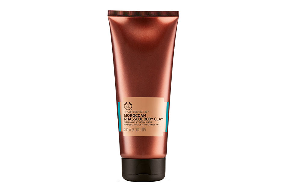 Маска для тела Moroccan Rhassoul Body Clay от Body Shop