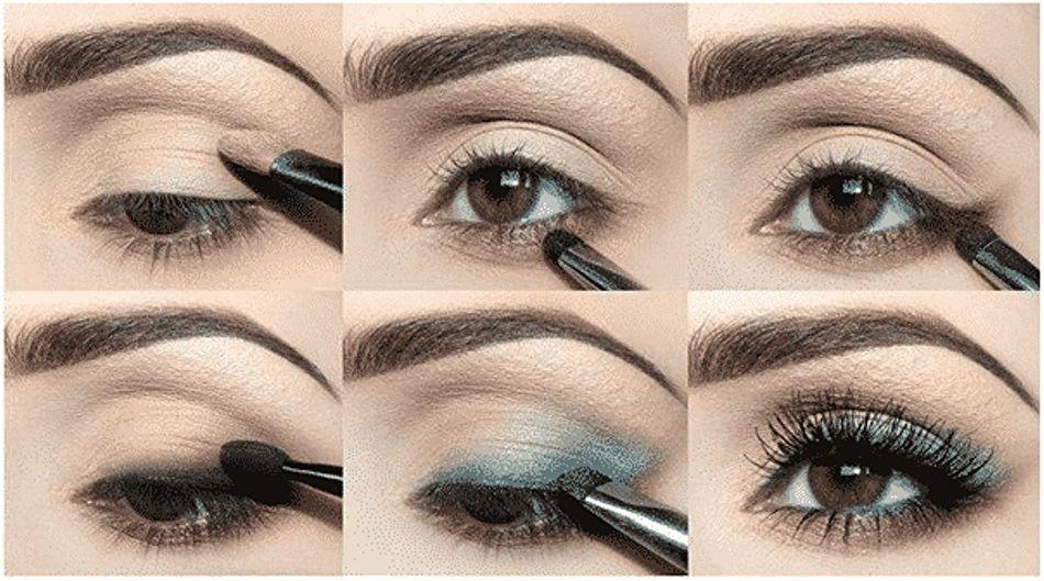Возрастной макияж глаз при нависшем веке thumbnail